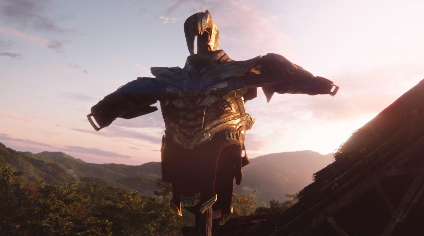 Armadura de Thanos