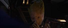 Groot jugando en el Benatar