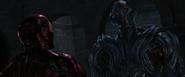 Sokovia Iron Man VS Ultron