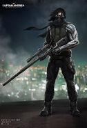 Captain America The Winter Soldier 2014 concept art 32