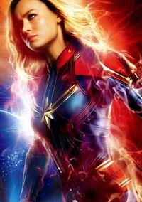 Carol Danvers Textless Poster.jpg