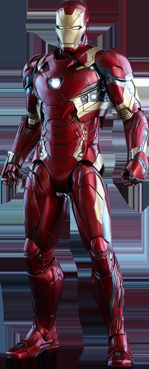 Armadura de Iron Man: Mark XLVI