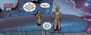TTDWP - Heimdall conversa con Sif sobre Thor