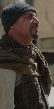 Afghani Officer