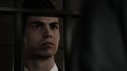Malick decide abandonar la celda