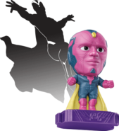 Marvel Studios Heroes Happy Meal Toys Promotion ft Vision