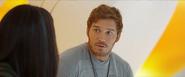Peter habla con Mantis