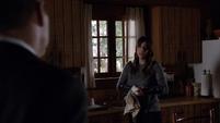 Skye se despide de Coulson
