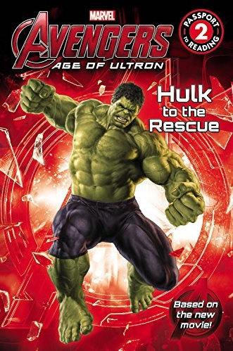 Avengers: Age of Ultron: Hulk to the Rescue