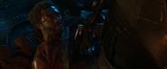 Heimdall es apuñalado por Thanos