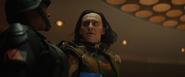 Loki surprised from B-15