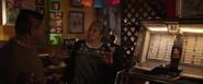 Abuelita in Restaurant
