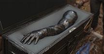 Prótesis de brazo de James Buchanan Barnes