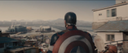 Capitán América Seúl AOU