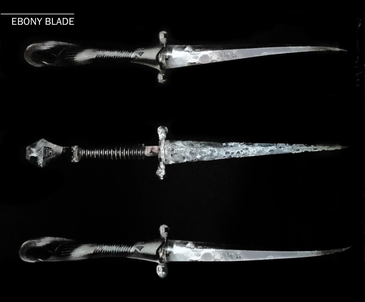 Ebony Blade