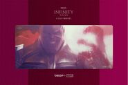 Infinity Saga Thanos merch