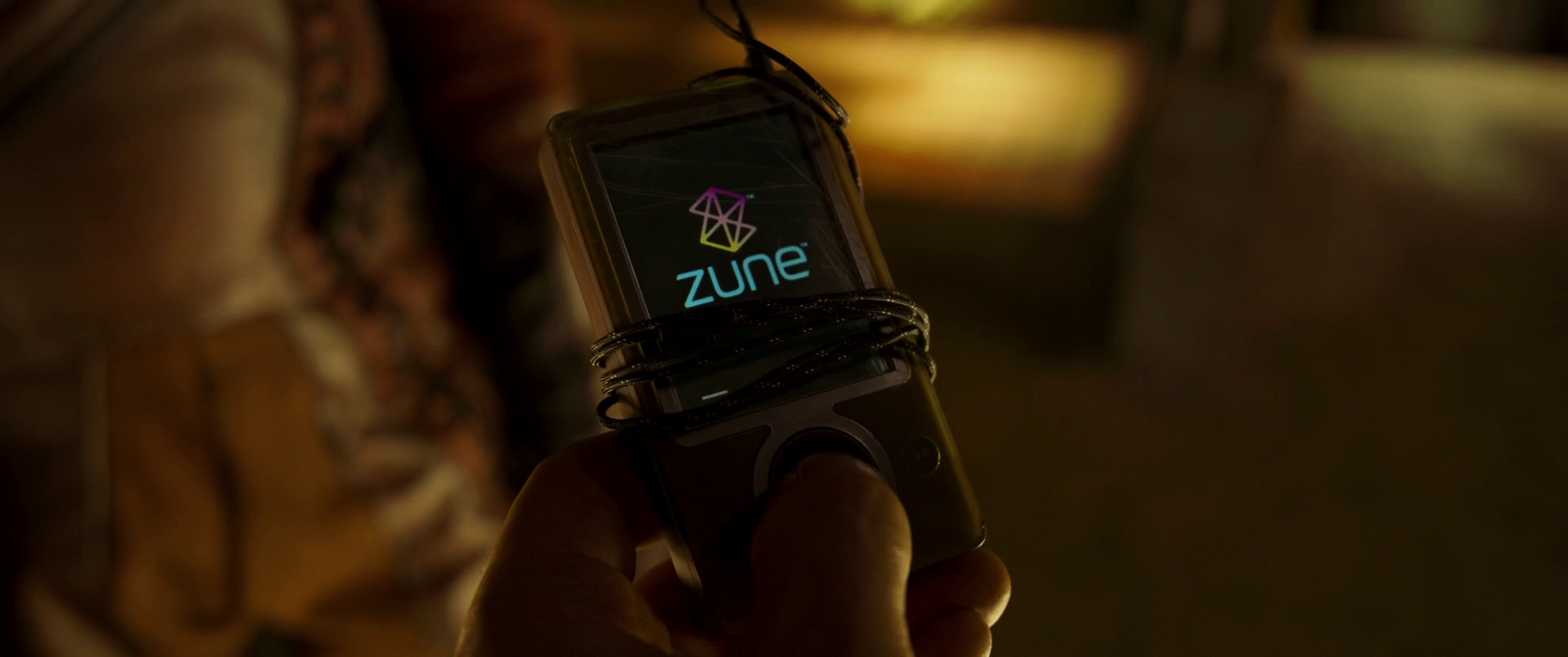 Star-Lord's Zune