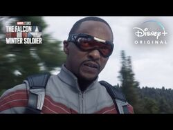 Better - Marvel Studios' The Falcon and The Winter Soldier - Disney+