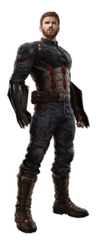 Infinity War - Promo de Steve Rogers