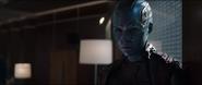 Nebula revela que Thanos está en el Jardín