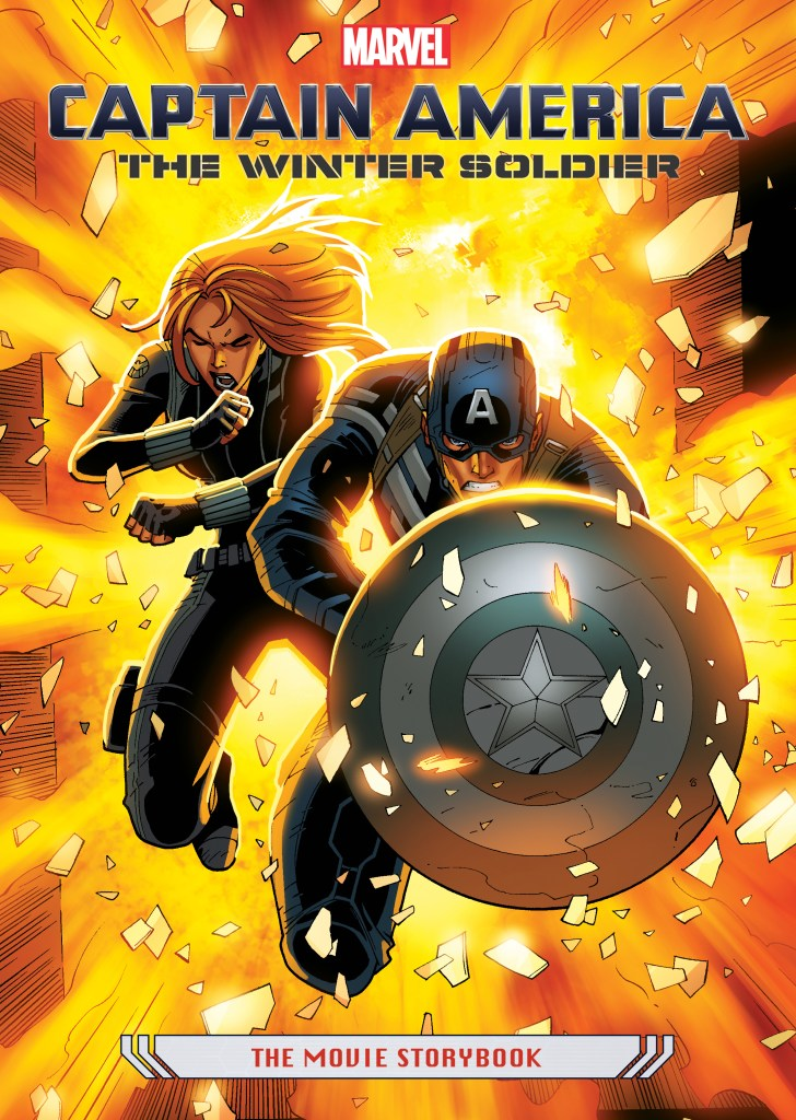 Captain America: The Winter Soldier: The Movie Storybook