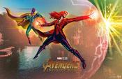 Avengers Infinity War - Mini Póster 4