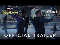 Marvel Studios' Hawkeye - Official Trailer - Disney+