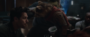 Scott Lang & Rocket Raccoon