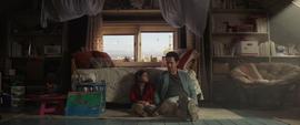 Scott tiene una conversacion con su hija Cassandra - AAW