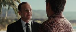 Tony y Coulson