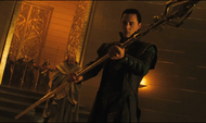 Loki obtiene el Gungnir