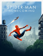 Bluray Box - Spider-Man Homecoming