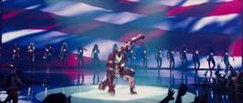 Iron Man en Stark Expo