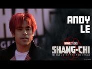 Andy Le- From Fan to Red Carpet! - Marvel Studios' Shang-Chi