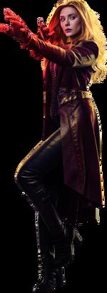 AIW - Bruja Escarlata Perfil