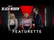 Dad Jokes Featurette - Marvel Studios' Black Widow