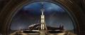 Volstagg muerto en el observatorio