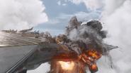 Ataque en el Helicarrier - The Avengers
