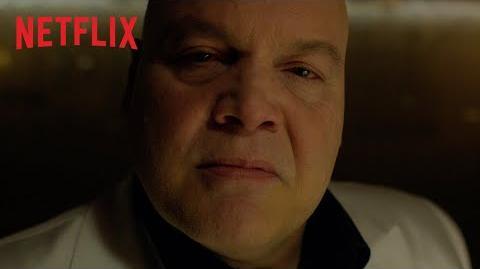 Marvel - Daredevil Temporada 3 El regreso de Wilson Fisk HD Netflix