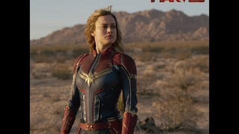 Marvel Studios' Captain Marvel Monday Motivation Captain Marvel is…