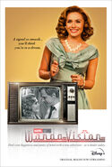 WandaVision Sitcom Poster 01