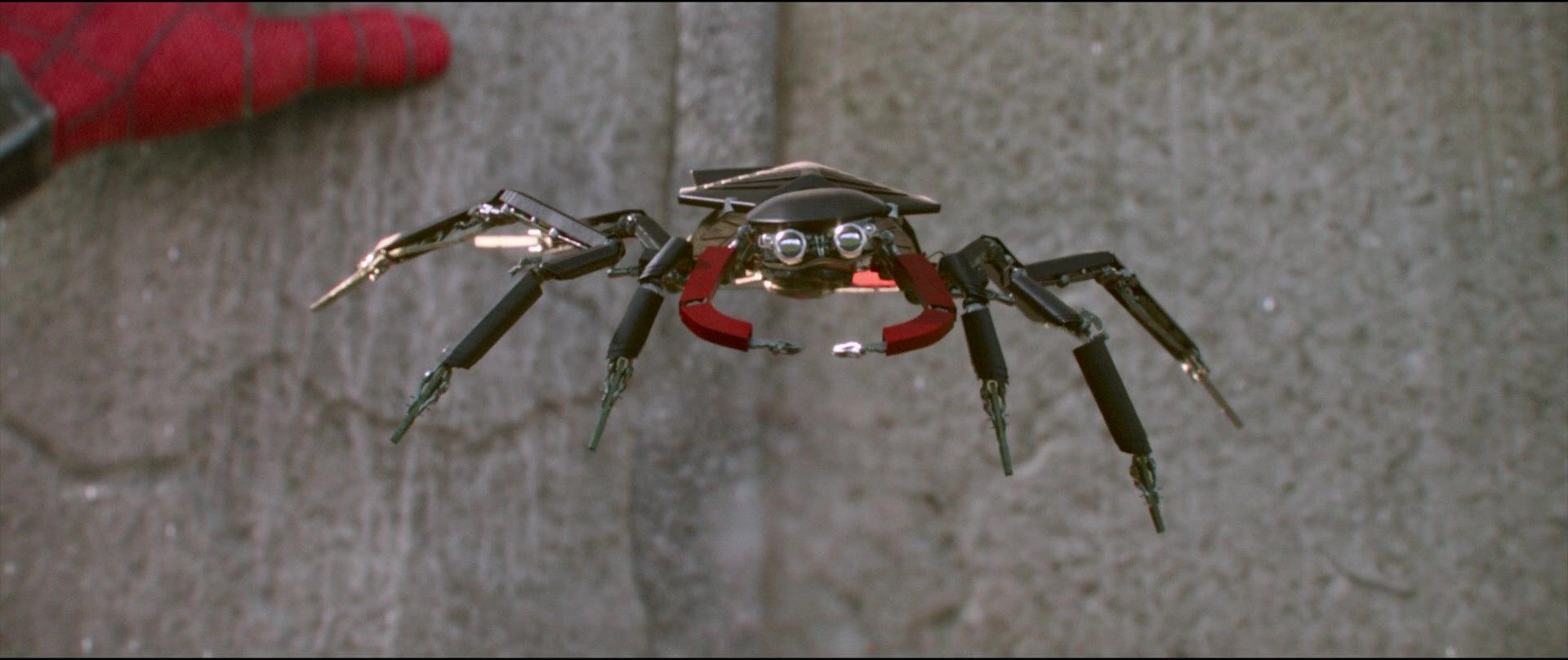 Dron Araña