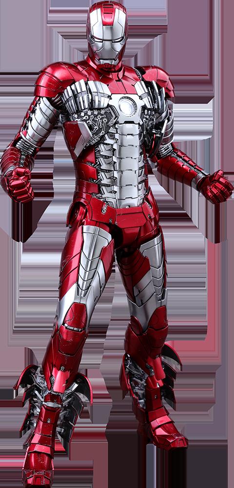 Armadura de Iron Man: Mark V