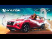Marvel Studios' What If…? I Question Everything - TUCSON - Hyundai