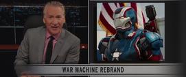 Noticiero de Iron Patriot