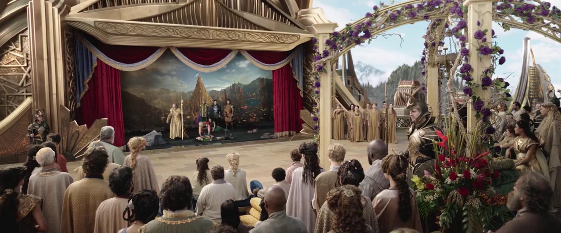 Asgardian Theater