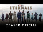 Eternals - Teaser Tráiler oficial en español - HD