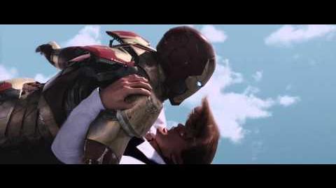 Iron Man 3 Rescate aéreo - Clip oficial -- Latinoamérica