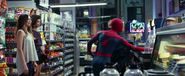 Paying for Snacks (Spider-Man Homecoming NBA Finals TV Spot)
