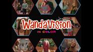 WandaVision in color